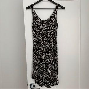Forever 21 Leopard Mini Dress